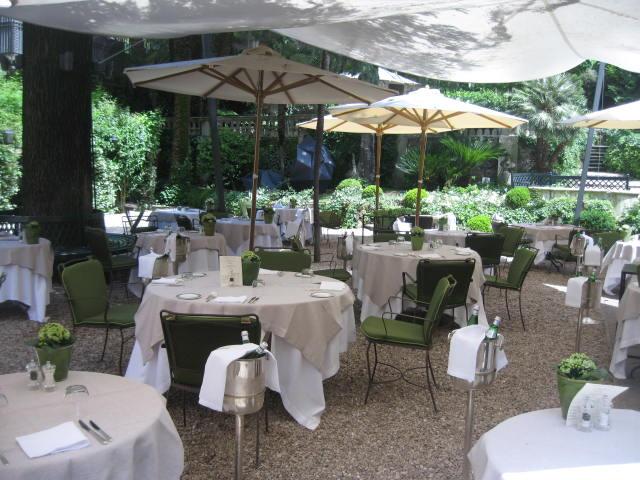 Hotel de russie via del babuino 9 00187 rome - Hotel de mougins restaurant le jardin ...
