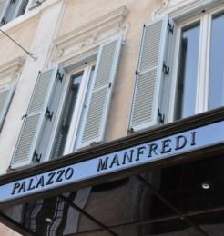 Hotel Palazzo Manfredi Rome