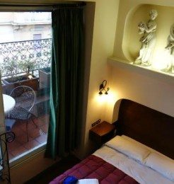 Okapi Rooms – Via Della Penna 57