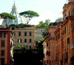 Hotels Near Vatican City Rome