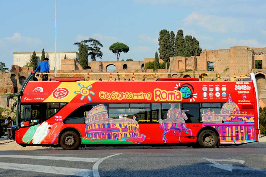 Bus Tours Of Rome In English