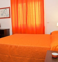 A cozy bed and breakfast next to the Vatican Museums
