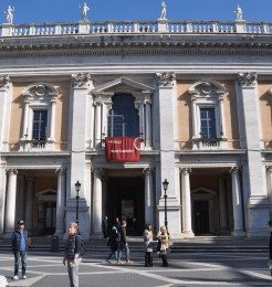 Capitoline Museums is one of the oldest museums in the world