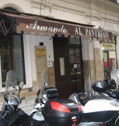 Da Armando al Pantheon Rome