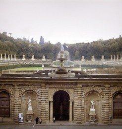 Replace Boboli Gardens Florence Italy