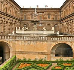Replace Pitti Palace