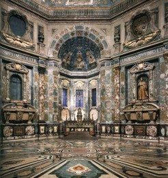 Replace Medici Chapels Florence Italy