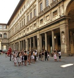 Replace Accademia Gallery Florence Italy