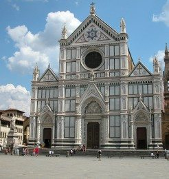 Replace Church Santa Croce