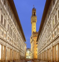 Replace Uffizi Gallery Italy