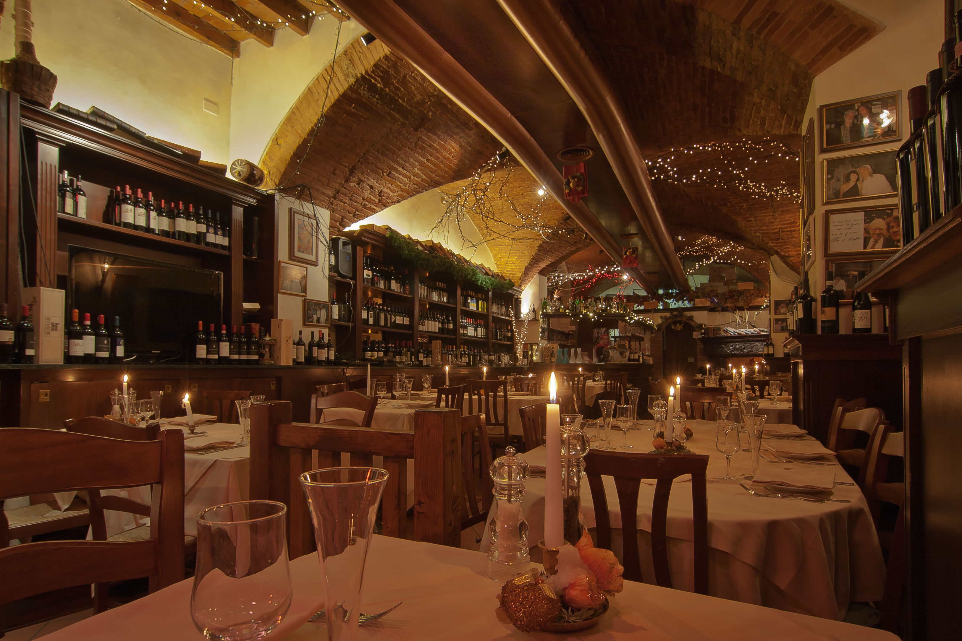 Family Restaurants Florence Italy