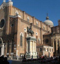 Santi Giovanni e Paolo Venice Itlay