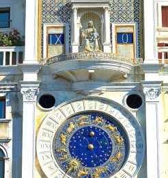 Torre dell' Orologio, San Marco district