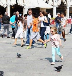 Getting around in Venice