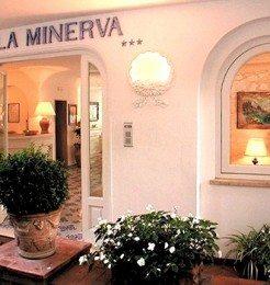 La Minerva Hotel Capri Terrace