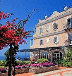 Hotel Luna Capri Italy