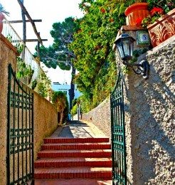Hotel La Tosca Capri Italy