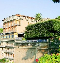 Grand Hotel Ambasciatori Sorrento Featured