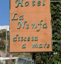 Hotel La Ninfa Amalfi Featured