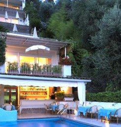 Hotel Villa Brunella Capri Featured