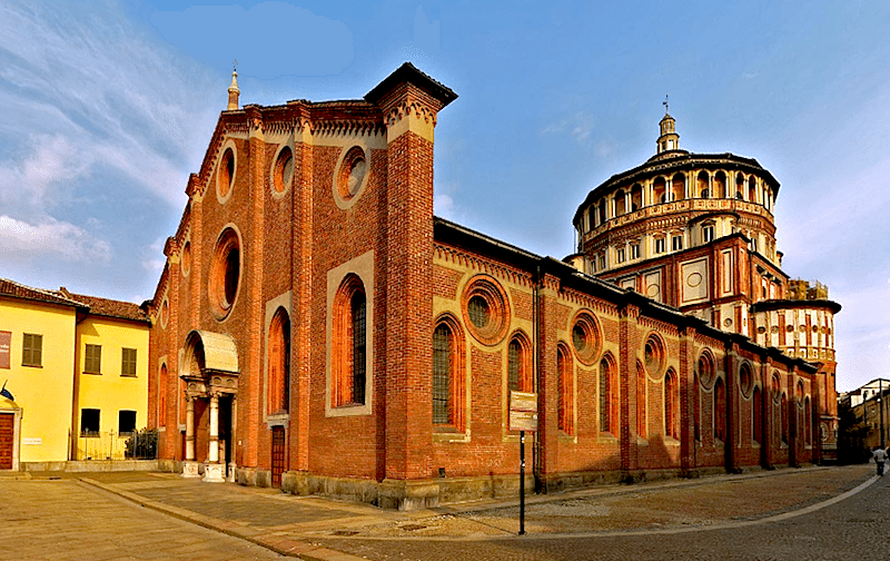 Church of Santa Maria dell Grazie