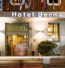 Hotel Berna Milan Featured