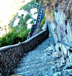 Phoenician Steps Capri Featured