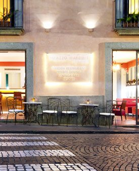 Terrazza Marziale Restaurant Sorrento - Travel Through Italy