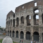 The Colosseum has a bloody history