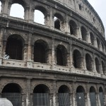 Colosseum during the day