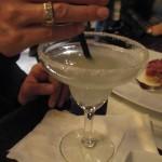 Drinks at Dukes Restaurant Italy
