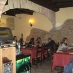 Isidoro restaurant near the Colosseum
