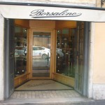 Borsalino hat shop in Rome