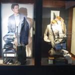 Boggi Milano sells men's ties, shoes and suits near Piazza del Popolo Rome