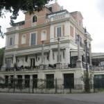 Casina Valadier - Villa Borghese Rome