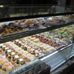 Ristorante Rosati Rome also has fine desserts