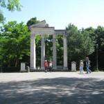 Sundays in Villa Borghese park