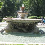 This is what you see in Villa Borghese Park