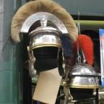 Roman helmet souvenirs that kids would love!