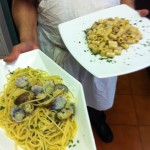 Isidoro restaurant is specialized in pasta dishes