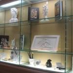 Villa Borghese souvenirs Rome