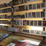 inside the Borghese Gallery Bookshop