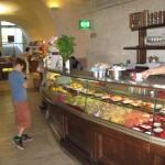 Caffetteria inside Borghese Museum