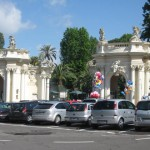 Bioparco di Roma features many animals