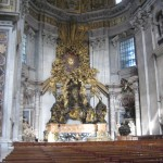 Church of Saint Peters in the Vatican City