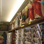 Many religious souvenirs