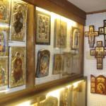 Souvenirs in the Vatican City