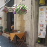 S. Anna Cafeteria– Via di Porta Angelica, 73/75 – Rome