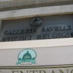 Galleria Savelli – Piazza Pio XII, 1/2 – 00193 Rome.