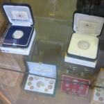 Capriotti souvenir shop is near the Vatican City